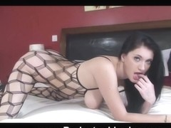 Brooke In A Hot Bodystocking