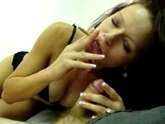 smokin' Blowjob Fun
