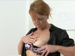 Hottest pornstar in Incredible Amateur, Stockings sex movie