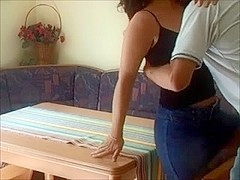 Hawt mature i'd like to fuck acquires drilled on homemade