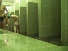 Hidden cameras in public pool showers 950