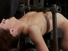 AnnaBelle Lee Alpha fucks another girl into subspace..