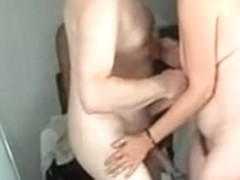 Mature couple fucks on hidden cam