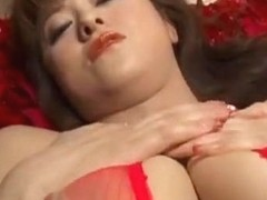 Amazing Japanese whore Serena Kozakura in Best Lingerie JAV video