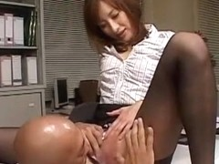 Horny Japanese chick in Amazing Couple, Big Tits JAV scene