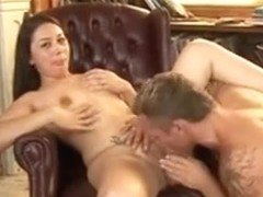 Brunette Couple Enjoy Banging On Vacation