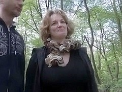 Blond dilettante big beautiful woman mature i'd like to fuck outdoors