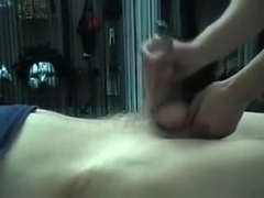 Thick Urethra Sound and Cum
