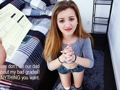 Marissa Mae2 in Blackmailing My StepSis Movie