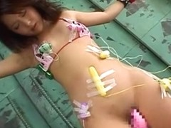 Exotic Japanese chick Cocoro Igarashi in Amazing Close-up, Anal JAV video