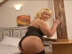 Regina Is An Over Sixty Vixen On The Prowl