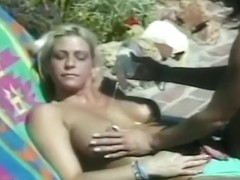 Sunbathing Sex