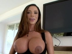 Ariella Ferrera has really impressive pubis