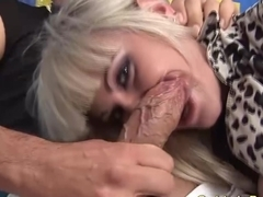 extreme deep anal lesson