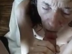 Exotic amateur Facial, Grannies adult clip