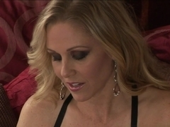 Exotic pornstars Phoenix Marie, Julia Ann in Amazing MILF, Cunnilingus sex video