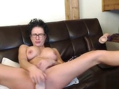 Livecam Filling My Pussy With My Flesh Dildo - KinkyFrenchies