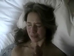 Hot Facial On Wife