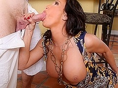 Lezley Zen & Levi Cash in My Friends Hot Mom
