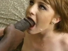 Indecent Interracial mother I'd like to fuck BJ