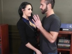 Alektra Blue & Daniel Hunter in My First Sex Teacher