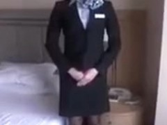 real flight attendant room service 3