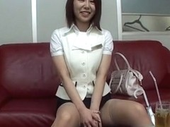 Hottest Japanese girl Nagisa Kazami in Crazy Amateur, Masturbation JAV scene