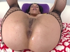Fabulous pornstars Bella Reese, Mike Adriano in Exotic Anal, Brunette sex video