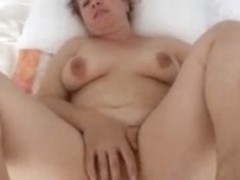 Crazy BBW, Fingering adult video