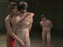 New Slaveboy Tryouts LIVE with Maitresse Madeline