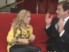 Nicole Ray & Evan Stone in Naughty Rich Girls