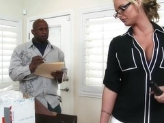 Phoenix Marie & Prince Yahshua in Naughty Office
