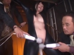 [MILD-957] Cumbucket secret investigator Ai Uehara captured and gangbanged