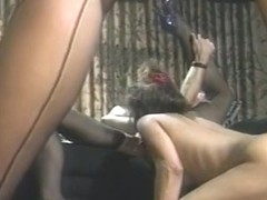 Three Girls Fucking On The Couch