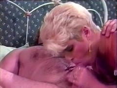Aurora, Randy Spears, Amber Lynn in vintage xxx movie