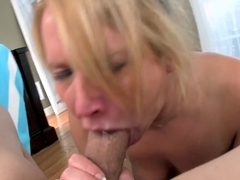 Horny pornstar Aria Austin in Hottest Deep Throat, Blowjob adult movie