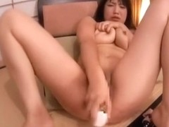 Hottest Japanese model Aya Sakuraba, An Uduki in Best Solo Girl, Masturbation JAV clip