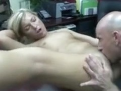 Ally Kay Fucks And Gets Splattered With Cum