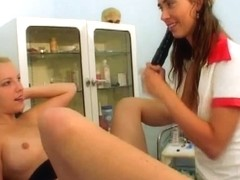 GoldenPassions Video: Nurse And Patient Pee Party