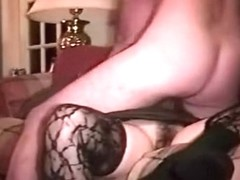Wife gets passionately screwed on the sofa after giving her man a blowjob