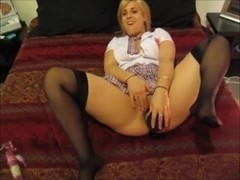 Queen Slutty Dildo Action & Dirty Talking Gutter Mouth