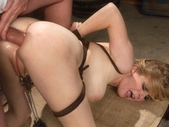 Mark Davis & Penny Pax in Peeping Tom gets Revenge on Busty Blonde - SexAndSubmission