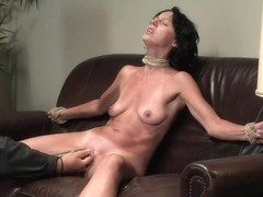 Victoria K in Casting Couch 1HogTied Tapes An Actual Casting Call: Realism At Its Best - HogTied