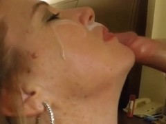 Big load of cum in 30 second...