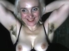 Russian mature hairy armpits