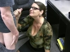 Carrie - Cum Overspread Glasses