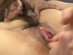 Horny Japanese slut Toa in Best JAV uncensored Cumshots scene