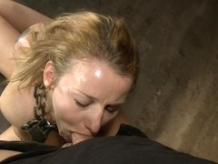 Jessie Cox Day 1Sexual Slave Training - TheTrainingofO