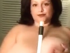 Thick Naked Cam Chick