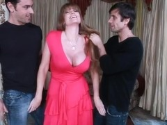 Darla Crane & Alan Stafford & Ryan Driller in My Friends Hot Mom
